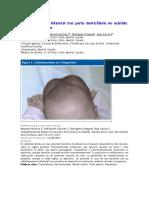 Notas Clínicas Cefalohematoma
