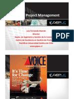 Lean Project Management Clase 8