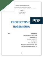 Proyectos de Ingeniería