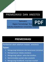Kp 4.2.1.5 Farmakologi Premedikasi Dan Anestesi 4.2
