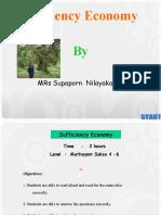 Copy Sufficiency Economy(2)