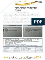 epic general purpose traffic film remover tds