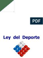 Nueva Ley Del Deporte