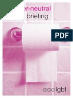 2009_LGBT_gender Neutral Toilets Briefing