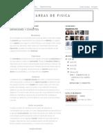 Tareas de Fisica_ Definiciones y Conceptos