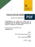 Rojas Montoya Anghela Magaly Teisis Rendimientos