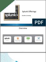 Splunk Offerings Baseline ELearning PDF Sep 2016