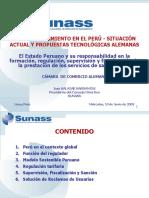 09061002Sunass-ElEstadoPeruanoySuResponsabilidadEnLaFormacionDeLosServiciosDeSaneamiento
