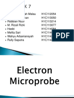 -7 Kelompok Electron Microprobe