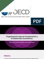 OCDE entorno economico