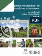 5.5 Lecturaopcional Fao- Agricultura y Desarrollo Rural en Las Americas 2014