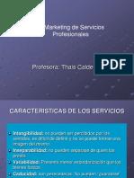 Sistemas de Servicios