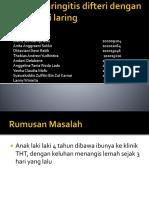 Ptt Tonsilofaringitis