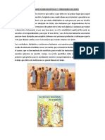 Testimonios de Ser Discípulos y Misioneros de Jesús