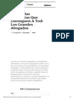 8 Sencillas Conductas que Distinguen a Todos los Grandes Abogados _ KickFeed.pdf