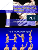 US and MR Imaging of Rotator Cuff