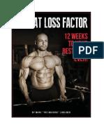 Www.machinemuscle.com PDF Fat Loss Factor Book