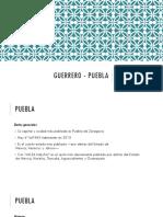 Guerrero - Puebla