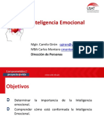 3.b. Inteligencia Emocional