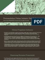 Gula Rafinasi Di Indonesia KOORISU