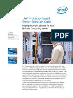Xeon Processor Detailing