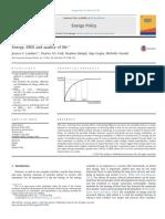 2014 - Energy,EROI and Quality of Life - Lambert Et Al