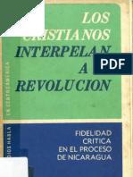 Los Cristianos Interpelan a La Revolución