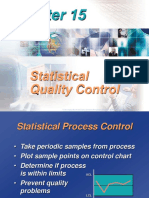 Chap15 Statistical Quality Control