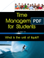 Time Management for Students by Mitesh