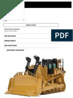 Cat _ D8T Dozer Specs, Videos & 360 Views _ D8 Dozer _ Caterpillar