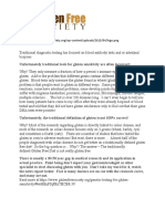 DNA Test Description