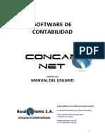 Manual ConcarNet Ver 1.00 05022013