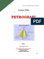 diktat petrografi.doc