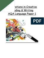 Short AQA Lang 1 Practice