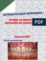 Sistemas de Registro en Operatoria Dental