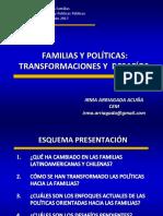 Irma Arriagada Familias Género y Políticas Públicas en América Latina