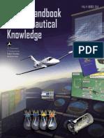 Pilot's Handbook of Aeronautical Knowledge [Faa-h-8083-25a]