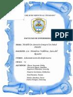 Modelo de Atención Integral de La Salud Vii 1