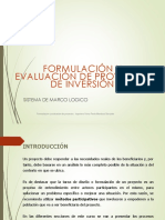 Marco Logico PDF