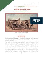 Philo's Psychological Interpretation of Cain and Abel