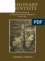 Missionary Scientists - Jesuit Science in Spanish South America, 1570-1810