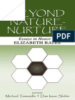 Beyond Nature-nurture_ Essays in Honor of Elizabeth Bates -Routledge (2005)