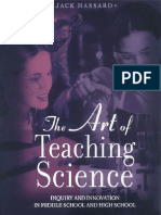 Jack Hassard the Art of Teaching Science