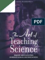 Jack Hassard the Art of Teaching Science