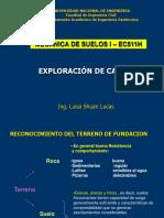Exploracion Campo_Ing- Luisa Shuan