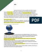 Programa de Revalida Geografía