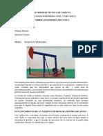 Proyecto 2 Maquina Petrolera