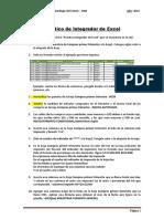 Práctico integrador de excel - N°1 - clase -  v01