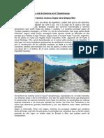 La Red de Caminos en El Tahuantinsuyo MEJORADO