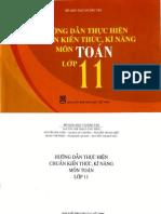 SACH HUONG DAN CHUAN KIEN THUC KI NANG TOAN 11 ( BGD ).pdf